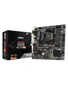 Placa Madre MSI B450M PRO-VDH MAX AMD MATX MB