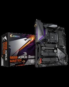 AORUS RGB - B550 AORUS MASTER - Motherboard - ATX - Socket AM4 - AMD B550