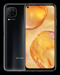 "Smartphone Huawei P40 Lite, HMS, LTPS 6.4"" FHD+, Cámara Trasera Cuádruple 48MP, Black"