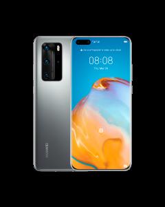"Smartphone Huawei P40 Pro, OLED 6.58"" FHD+, Cámara Trasera Cuádruple 50MP, Silver"