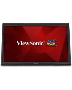 "Pantalla ViewSonic - LED-backlit LCD monitor - 24"" - IPS - HDMI / DisplayPort - Black - Touchscreen"
