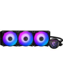 Enfriamiento Líquido MSI MAG Coreliquid 360R, 360mm, ARGB, Socket AMD/Intel, Color negro