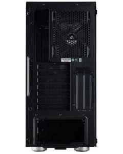 Gabinete Corsair - Torre - ATX - sin fuente de alimentación (ATX) - negro - USB/Audio