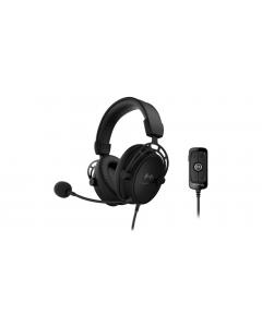 Audifono Gamer HyperX - Sonido Surround 7.1, Altavoces HyperX de cámara doble