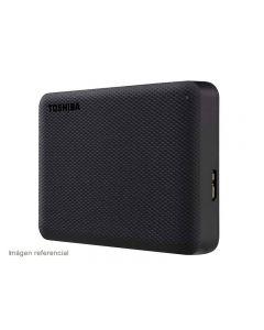 Disco Duro Pórtatil Toshiba Canvio Advance HDTCA10XK3AA - Externo - 1TB - Negro