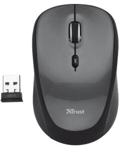 Mini Mouse Inalámbrico - Negro