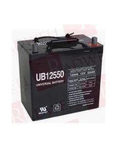 Notificador - Batería - 16,33Kg