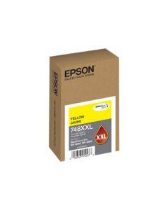 Epson 748XXL - XL - amarillo - original - cartucho de tinta