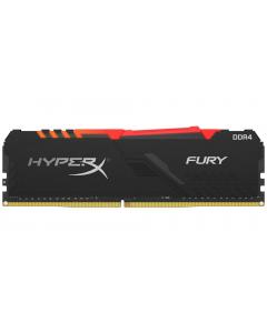Memoria Ram HyperX Fury Black - DDR4 SDRAM - 16 GB - 2666 MHz