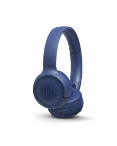 JBL TUNE 500BT - Auriculares con diadema con micro - en oreja - Bluetooth - inalámbrico - azul