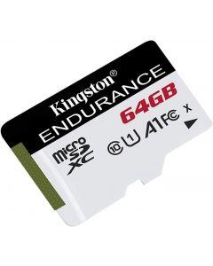 Tarjeta de Memoria Kingston High Endurance - 64 GB