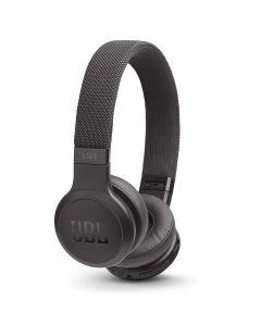 JBL LIVE 400BT - Auriculares con diadema con micro - en oreja - Bluetooth - inalámbrico - negro