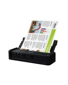 Epson WorkForce ES-300W - escáner de documentos - portátil - USB 3.0, Wi-Fi(n)