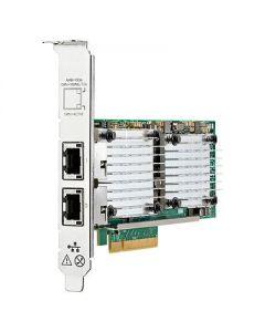 HPE 530T - Adaptador de red - PCIe 2.0 x8 - 10Gb Ethernet - para Apollo 4200 Gen9; ProLiant DL325 Gen10, DL360 Gen10, DL380 Gen10, DL388 Gen10, ML350 Gen10
