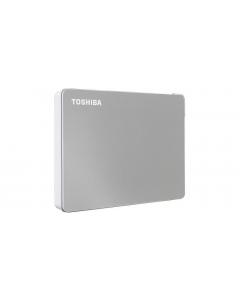 Disco Duro Pórtatil Toshiba Canvio Flex HDTX120XSCAA - Externo - 2TB - Plata