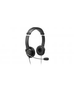 Auriculares de alta fidelidad USB con micrófono Kensington