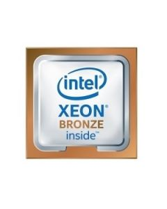 Procesador Intel Xeon Bronze 3204 1.9GHz, 6C/6T, 9.6GT/s, 8.25MB caché, No Turbo, No HT, (85W) DDR4-2133 CK