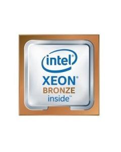 Procesador Intel Xeon Bronze 3204 1.9GHz, 6C/6T, 9.6GT/s, 8.25MB caché, No Turbo, No HT, (85W) DDR4-2133 CK