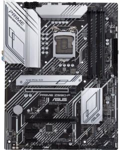 ASUS - PLACA MADRE PRIME Z590-P -  ATX - Intel Z490
