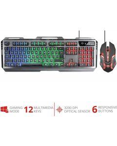 Kit Gamer Teclado USB Gaming  y Mouse USB Gaming