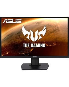 "Monitor curvo TUF Gaming 23.6"" Full HD (1920x1080), 165 Hz, Extreme Low Motion Blur™, FreeSync™ Premium, 1 ms (MPRT), Shadow Boost"