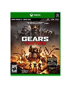 XBOX - Microsoft Xbox - CD-ROM (DVD-box) - Gears Tactics