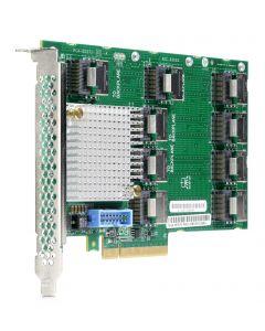 HPE - Extensor de bus SAS de almacenamiento - SAS 12Gb/s - 1.2 GBps - para ProLiant DL380 Gen10, DL385 Gen10, DL388 Gen10
