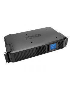 Tripp Lite UPS Smart 1500VA 900W Rackmount Tower LCD AVR 230V C13 - UPS - 900 vatios - 1500 VA