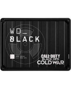 Western Digital - Black P10 Game Drive 2TB Call of Duty Edition 2.5 SATA