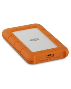 Disco duro 2 TB | LaCie Rugged USB-C (portátil) - USB 3.1 Gen 1