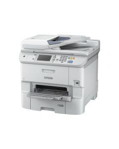 Impresora Multifuncional EPSON WF-6590, Hoja Oficio Red Giga WiFi Duplex Opción de Bandeja