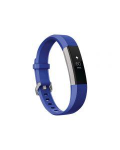 Fitbit Ace - acero inoxidable - rastreador de actividad con banda - azul eléctrico