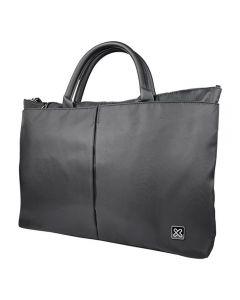 "Klip Xtreme -  Bolso Amalfi para Notebook  -  15.6"" - 1680D nylon - Black"
