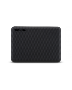 Disco Duro Pórtatil Toshiba Canvio Advance HDTCA20XK3AA - Externo - 2TB - Negro