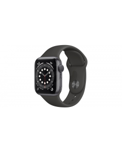 Apple Watch 6 40mm (GPS Only / Sport Band / Space Gray)
