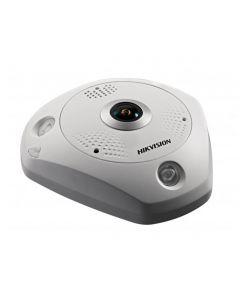 Camara red de vigilancia Hikvision - Panorámica - Domo fijo - interior / exterior - Full HD