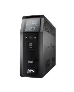 Back-UPS PRO BR1600SI APC 1600VA, 8 Salidas, AVR, Interfaz LCD, Salida 960W, Especial para Gaming