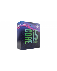 Procesador Intel® Core™ i5-9600K 6 Core, 6 Threads, 3.7GHz (4.6GHz Turbo), FCLGA1151, 95W, Sin Fan