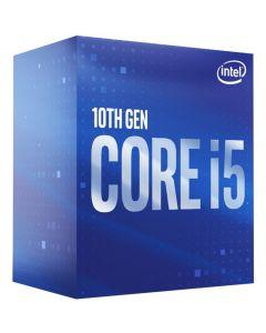 Procesador Intel® Core ™ i5-10400 6-Core 2,9 GHz (caché de 12 M, hasta 4,30 GHz) LGA1200 65W