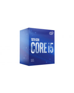Intel - Core i5 i5-10400F - 2.9 GHz - 6-core - LGA1200 Socket - 8 GT/s SIN GRAFICOS