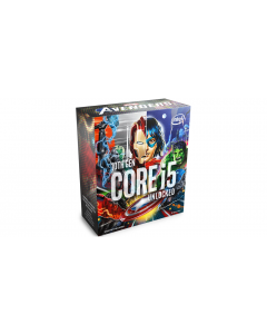 Intel - Core i5 10600K - 4.1 GHz - 6-core - LGA1200 Socket - Avengers