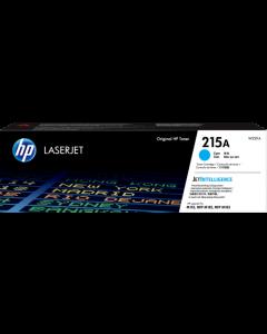 Cartucho de tóner original HP LaserJet 215A, cian