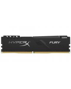 HyperX FURY - DDR4 - 16 GB - DIMM de 288 espigas - 3200 MHz / - sin búfer - no ECC - negro