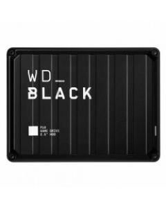 "Disco Duro Externo Western Digital WD P10 Game Drive 2.5"", 4TB, Micro-USB, Negro - para Mac/PC"