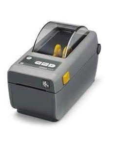Zebra ZD410, Impresora de Etiquetas, Térmica Directa, 203 x 203DPI, Ethernet, USB 2.0, Gris