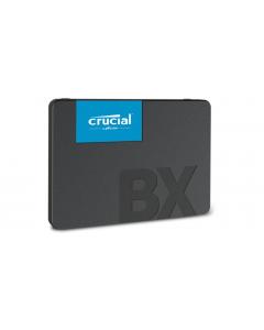 """Unidad SSD 240GB Crucial BX500 3D SATA 6.0Gb/s 2.5"""", Lectura 540 MB/s, Escritura 500 MB/s"""