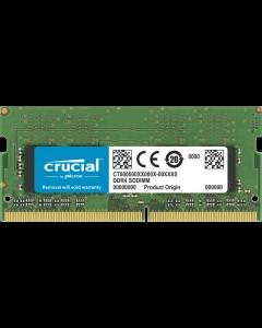 Crucial 32GB DDR4-2666 SODIMM 1.2V CL19