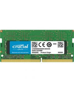 Memoria Ram DDR4 4GB 2666Mhz Crucial Sodimm