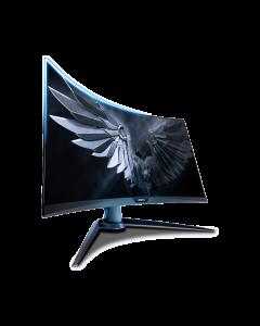 "Monitor Gamer Gigabyte Aorus CV27F - ELED - Curved Screen - 27"" - 1920 x 1080 - FHD - HDMI / DisplayPort"
