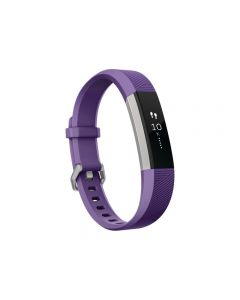 Fitbit Ace - acero inoxidable - rastreador de actividad con banda - power purple